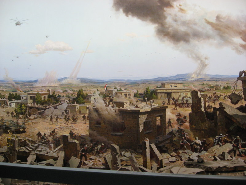 Corea Popular ha construido museos conmemorativos en Egipto y Siria Damasco2