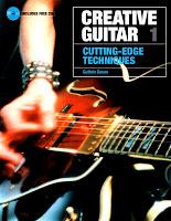 tom kolb chord progressions for guitar pdf