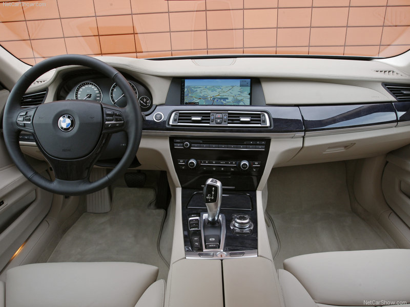 2009 Bmw 7 Series. The all-new 2009 BMW 7 Series