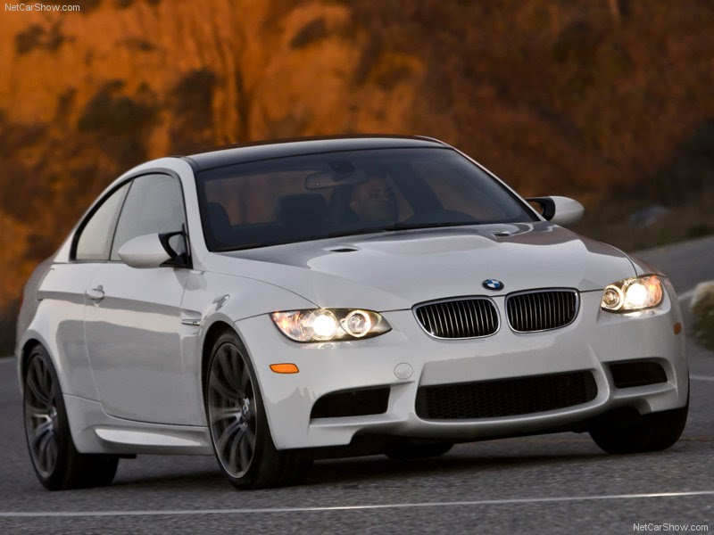 BMW NEWS: BMW M3 Coupe US-Version (2008)