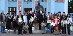 """Sebeş, 2008 - Premianţi ai concursului """"Laudă seminţelor, celor de faţă şi-n veci tuturor"""""""