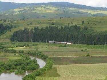 Valea Muresului la Subcetate