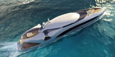 Oculus Yacht design