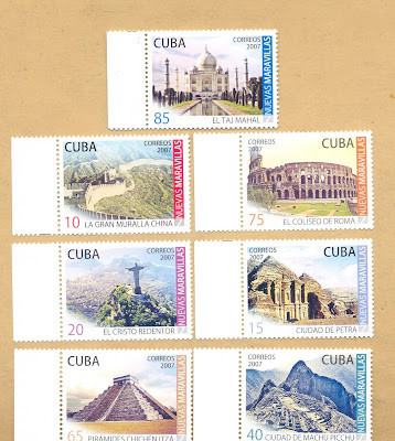 Cuba – the new seven wonders of the world
