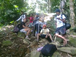 Trek Gunung Sanggabuana