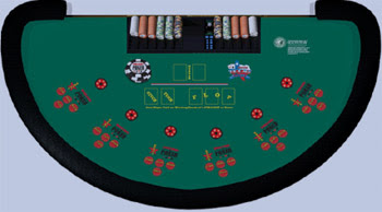 Roulette gonflable 200 mm