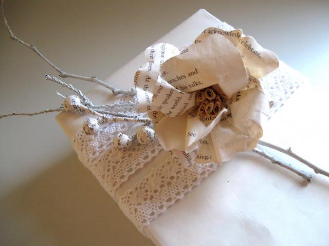 Кружевные подарки своими руками