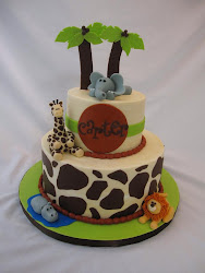 Cakes Created by Sugar Kisses Cakery