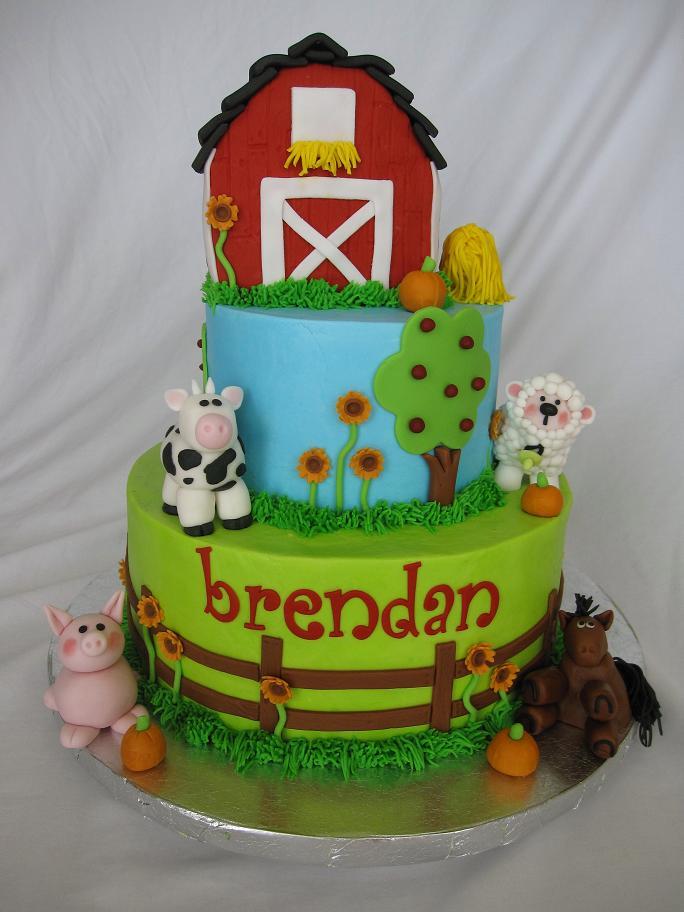 Birthday Cake Brendan