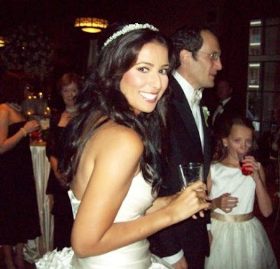 Julie banderas wedding