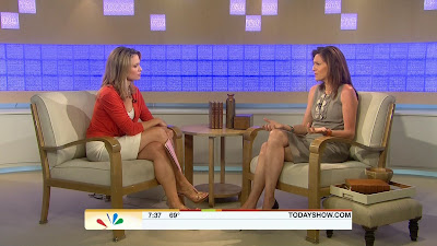 very hot Amy Robach from NBC - ...