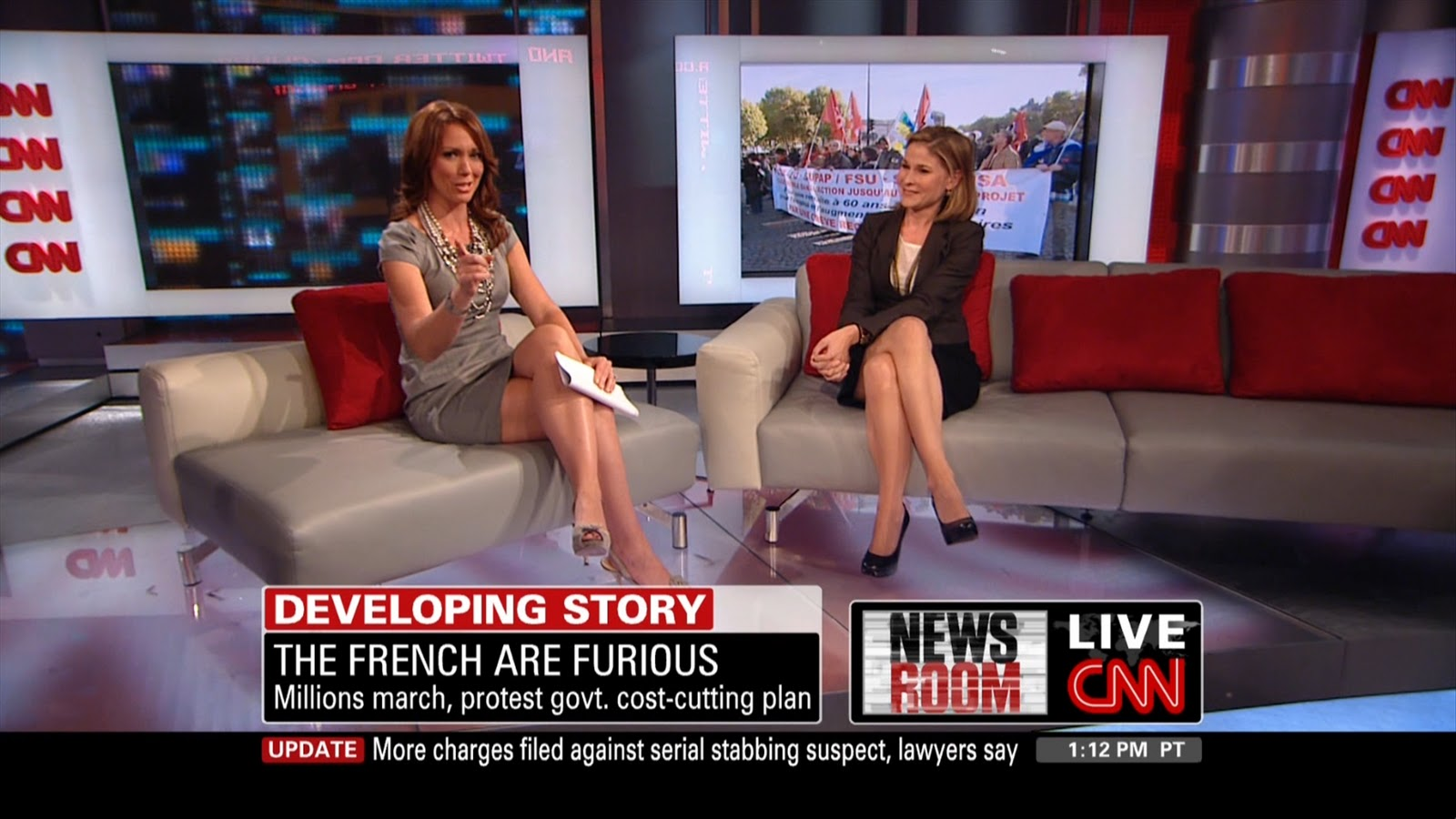 Brooke Baldwin Hot http://www.legcross.com/2011/06/top-10-brooke-baldwin-leg-caps.html