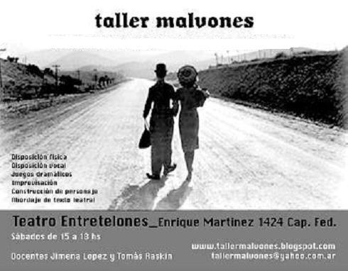 TALLER MALVONES