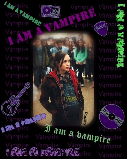 I am a vapire