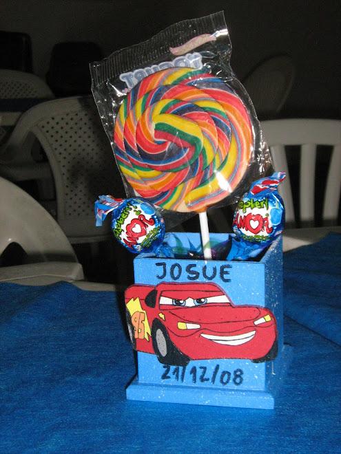 CUMPLEAÑOS DE JOSUE