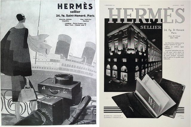 hermes advertising campaign