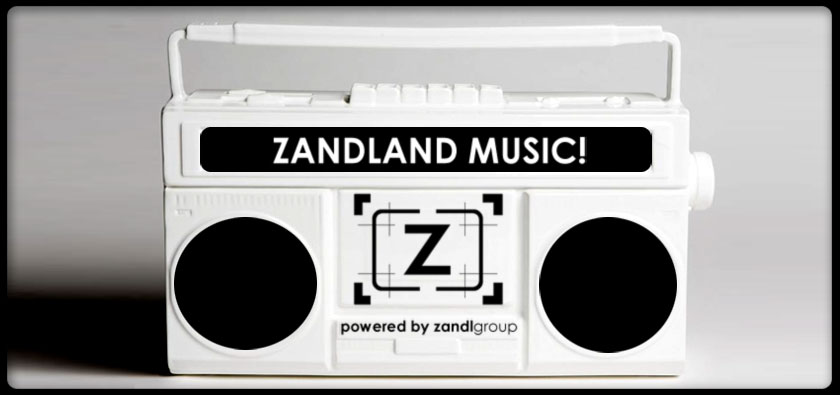 Zandland MUSIC! - Powered by Zandl Group