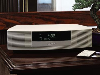 Bose clock radio