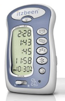 Itzbeen baby care timer