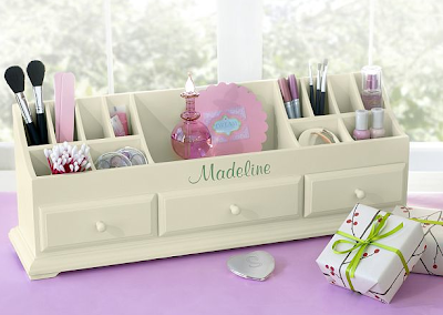makeup organizer, tabletop