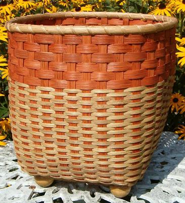 basket wastebasket