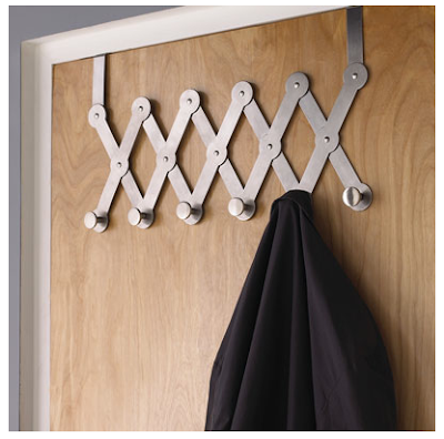 over-door expandable rack