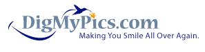 DigMyPics logo