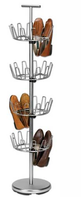 revolving shoe tree