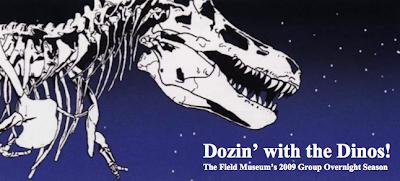 Dozin' with the Dinos
