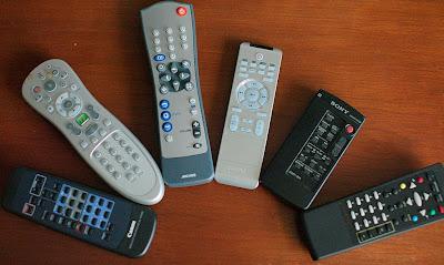 6 remotes