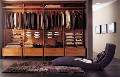 Italian wardrobe