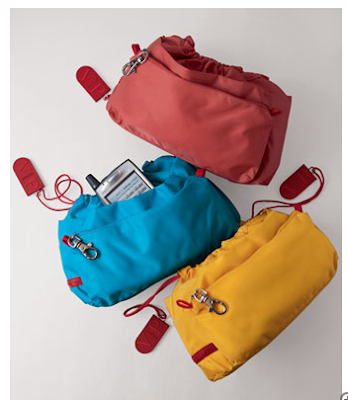 purse organizers, 3 colors