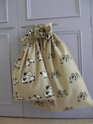 animal laundry bags
