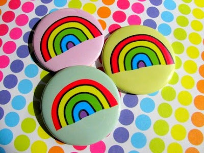 rainbow magnets