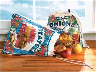 onion and potato storage bags
