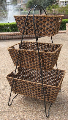 tiered fruit basket