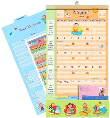 Mom's Plan-It calendar