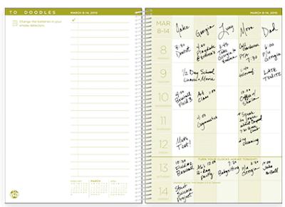 BusyBodyBook agenda