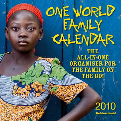 one world family calendar