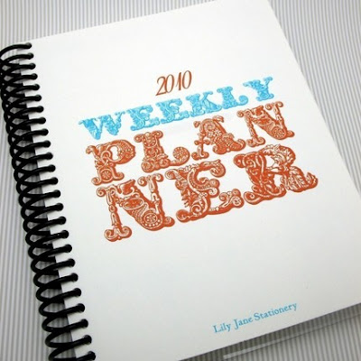 weekly planner