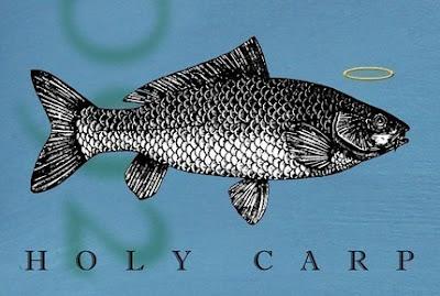 Holy Carp magnet