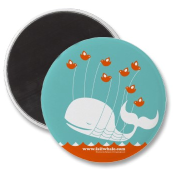 Twitter failwhale magnet
