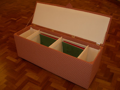 filing ottoman