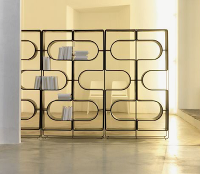 bookcase / room divider
