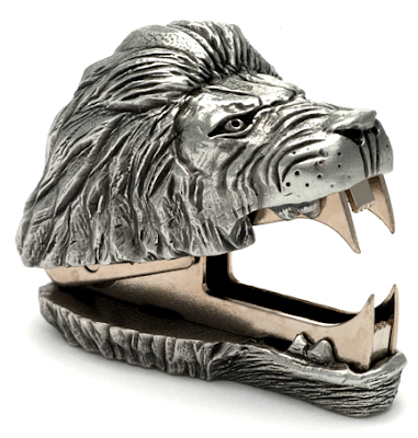 staple remover, lion, claw type