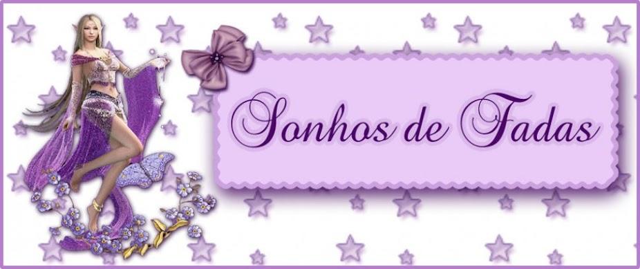 SONHOS DE FADA
