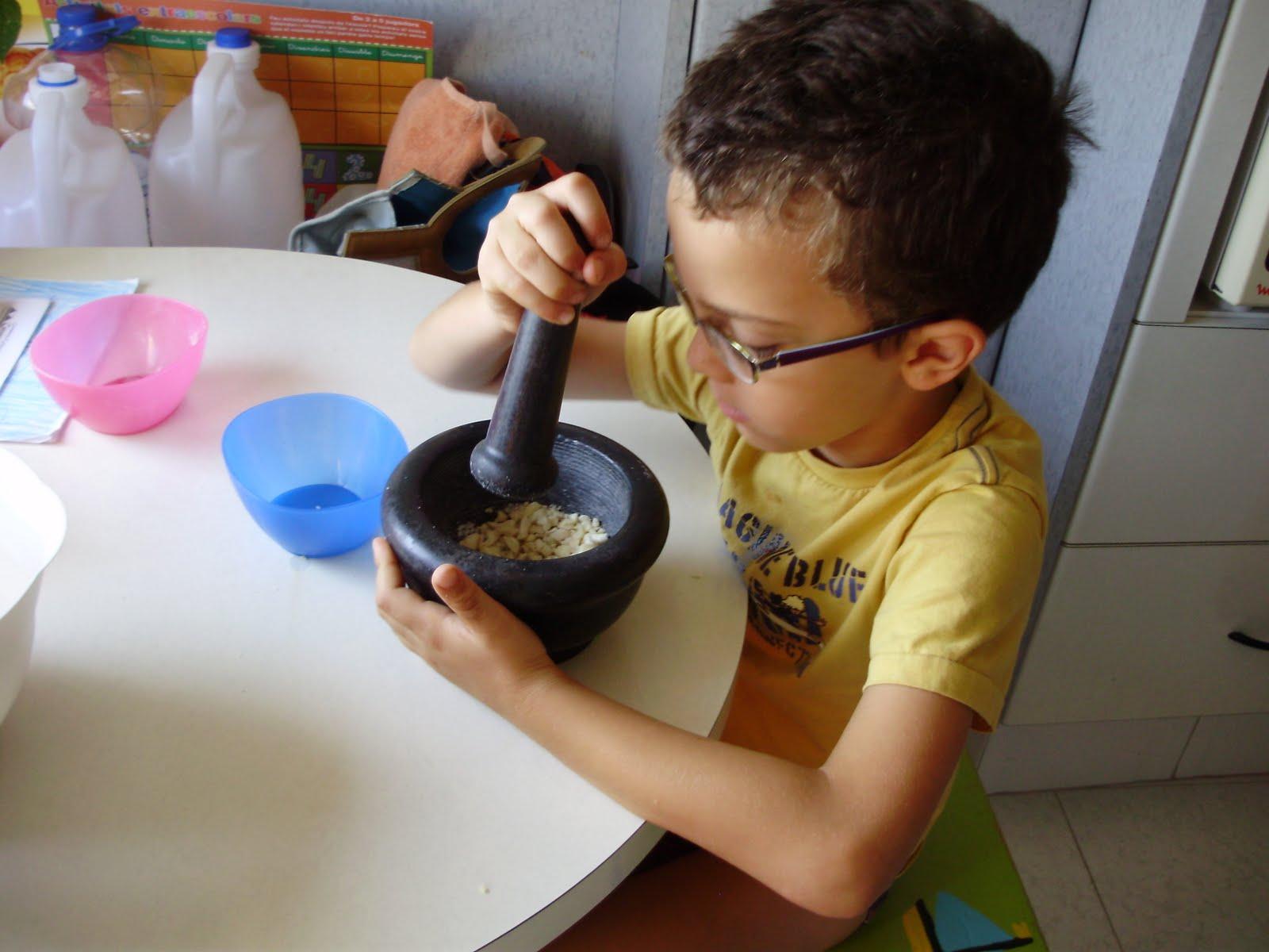 montessori grinding