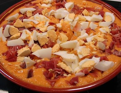 Interesting food delights healthiest andalucia food in for Andalusian cuisine