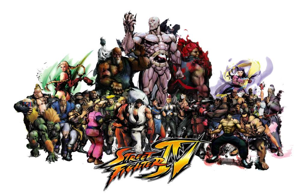 wallpaper street fighter. Street Fighter Wallpaper