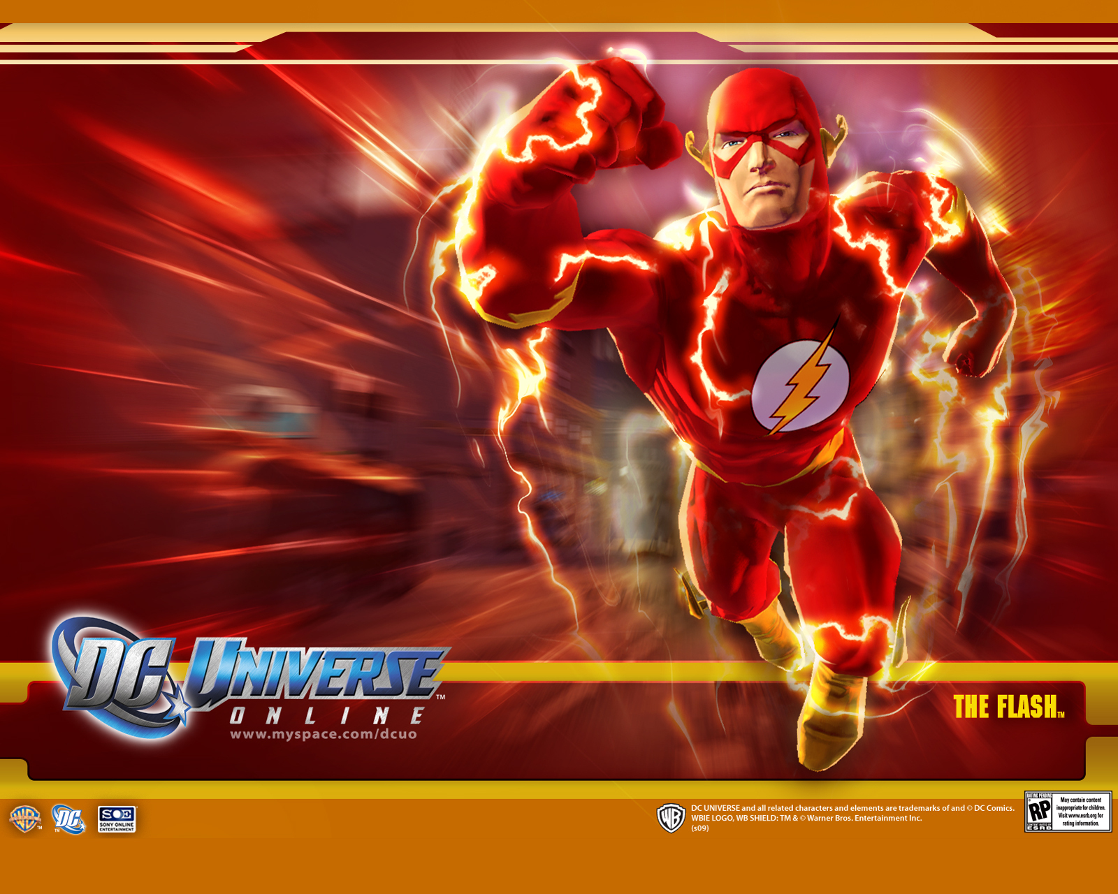 Dc Universe HD & Widescreen Wallpaper 0.403356063490062